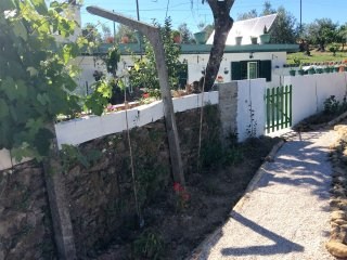 Greenhouse Cottage,  Outeiro, Nr. Serra Tomar - Tomar vacation rentals