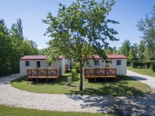 Beautiful Caravan/mobile home with Internet Access and A/C - Badacsonytomaj vacation rentals