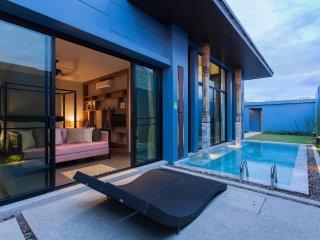 Layan Beach New 1 Bed Pool Villa - Thalang vacation rentals