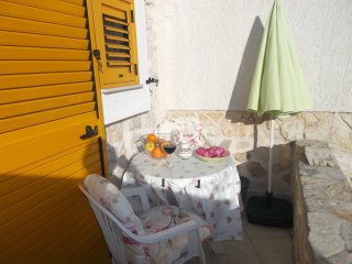 Apartments Sunce - One Bedroom Apartment with Balcony and Sea View - Murter vacation rentals