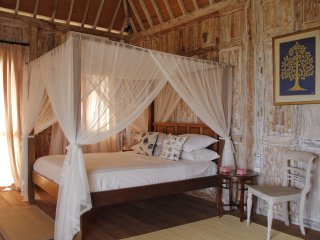 Mambo Surf Lodge - 3 bedrooms with pool - Sumbawa vacation rentals