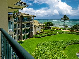 Waipouli #G-404: Enjoy ranquil sounds of Hawaii's Ocean from every room! - Kapaa vacation rentals