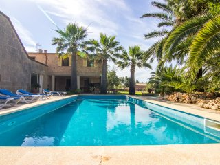 Large villa with private pool and stunning views - Ses Salines vacation rentals