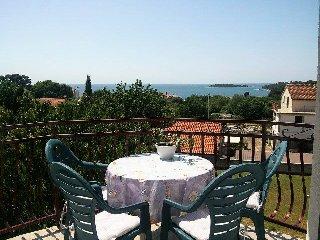 Two bedroom apartment Sara vith sea view - Rovinj vacation rentals