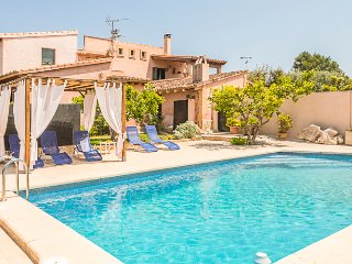 Country house with pool near the golf course Pula - Son Cervera vacation rentals