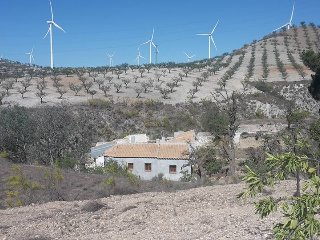The Old Watermill (Mollino Viejo) - Seron vacation rentals