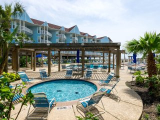 Beachfront Seascape 2BR 2BA Sleeps 8 NEW LISTING!! - Galveston vacation rentals