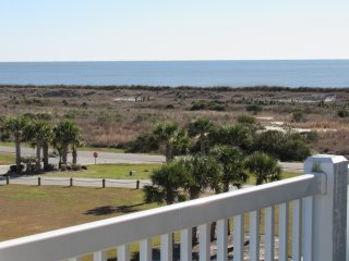 4 bedroom 4 bath unobstructed ocean view villa - Ocean Isle Beach vacation rentals