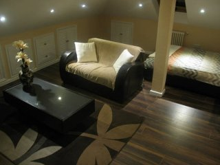 Modern Cosy Studio Apartment Wifi Romford Must see - Romford vacation rentals