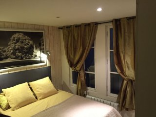 Chambre Jaune apartment in 01er - Louvre Les Halles with WiFi & lift. - Paris vacation rentals