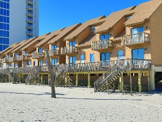 Ocean Reef 802 - Direct Gulf Front Townhouse - Gulf Shores vacation rentals