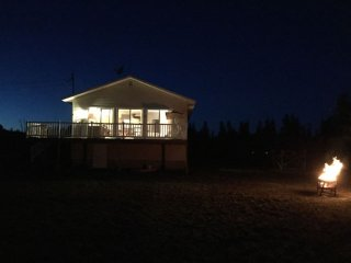 Chalet for rent at the edge of Lake border - Quebec City vacation rentals