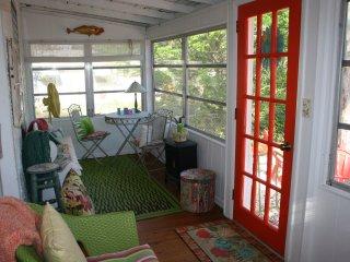 2/1 Home Pet Friendly Sleeps 4 Steps to Ocean WIFI - New Smyrna Beach vacation rentals