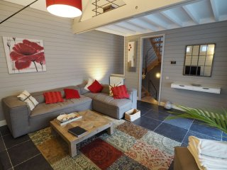 Spacious House in the City apartment in Brussel centrum with WiFi, privéparkeerplaats, privéterras,… - Brussels vacation rentals