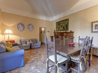 Fresco Painting apartment in Fortezza da Basso with WiFi, airconditioning - Florence vacation rentals