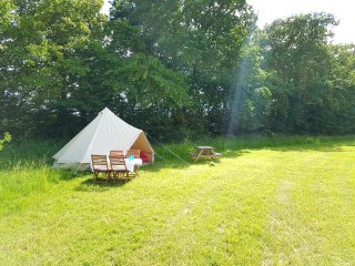 Glamping beautiful Meadow sleeps to 60 - Tenterden vacation rentals