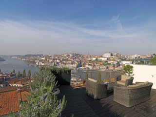 River View Terrace apartment in São Nicolau with WiFi, airconditioning - Porto vacation rentals