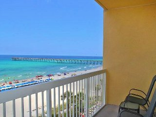 Gulf View Luxury Condo-w/Balcony~FREE Beach Chairs~Pier Park-Frank Brown Park - Panama City Beach vacation rentals