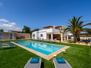 Beautiful Villa with Internet Access and Television - Es Vive vacation rentals