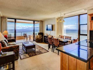 Maui Kai #508, Spectacular views, 2 Bdroom Oceanfront - Lahaina vacation rentals