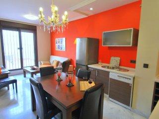 Santa Clara 14 apartment in Macarena with WiFi, airconditioning (warm / koud) & privéterras. - Seville vacation rentals