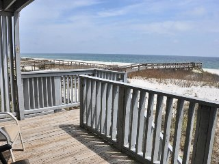 Spectacular Gulf Front townhouse on private beach - Ono Island vacation rentals