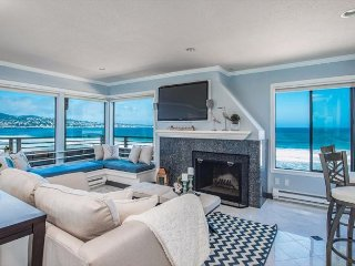 3728 Surf and Sand Sanctuary - Ocean Front Condo with Amazing Views! - Monterey vacation rentals
