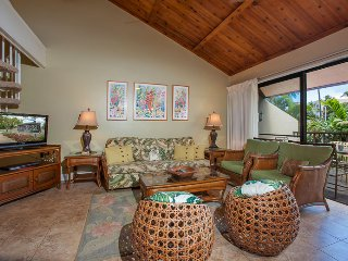 DELUXE REMODEL! Large 3-bdrm townhome, AC, WIFI - Kihei vacation rentals