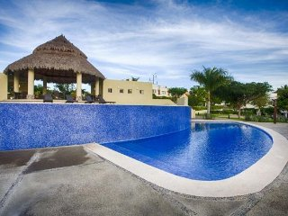 4 Bedroom - 3.5 Baths-Ocean View Terrace! 2016 New - Bucerias vacation rentals