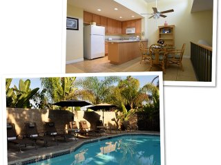 Perfect 1 bedroom Oceanside Condo with Internet Access - Oceanside vacation rentals