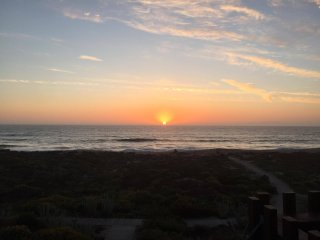 50sec walk to beach - Oceanfront Sunset House - Moss Landing vacation rentals