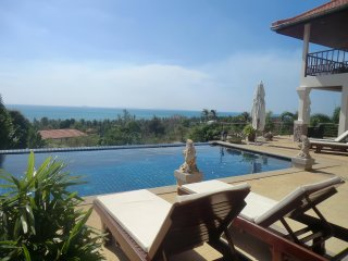 Fantastic Seaview - Huge Pool! Villa Serena 4BR - Ko Lanta vacation rentals