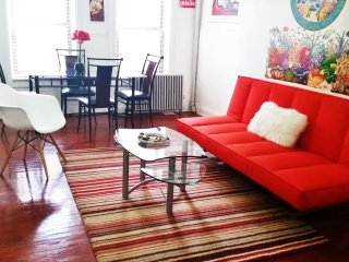 Large Elegant &Charming 1BrApt-12 min to Manhantta - Brooklyn vacation rentals