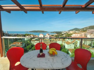 Adriatic Apartments 22 - Becici vacation rentals