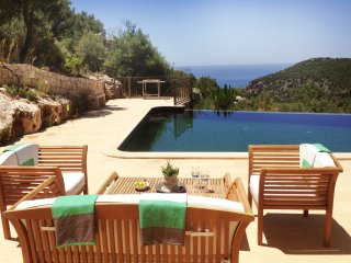 Villa Andiz: Forest, Sea View, Pool, Privacy - Kas vacation rentals