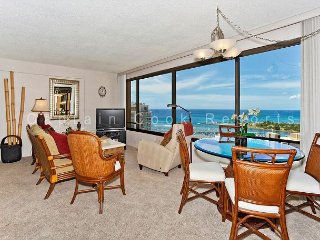 Expansive Ocean View!  FABULOUS location! - Waikiki vacation rentals