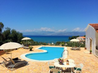Greek Traditional+Pool, 150m from the sandy beach! - Peritheia vacation rentals