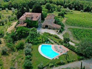 Fattoria Quercia al Poggio - Apartment Proneta 3 - Barberino Val d'Elsa vacation rentals