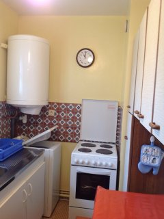 Nice Studio with Internet Access and Parking - Pléneuf-Val-André vacation rentals