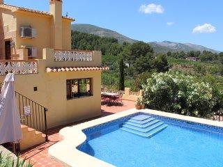 last minut booking luxery Villa El Paraiso - Parcent vacation rentals