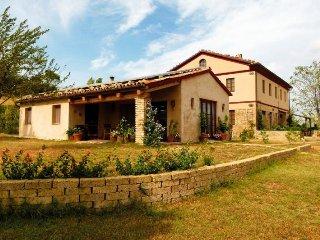 """Landhaus in Panoramalage """"Haus Cappanna"""" - Montecarotto vacation rentals"""