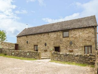 HIGHFIELDS BARN all ground floor, romantic retreat, woodburning stove in Leek - Leek vacation rentals
