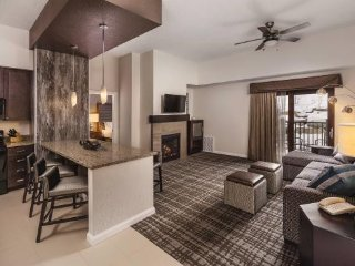 The Canyons Wyndham Resort ski in ski out - Park City vacation rentals