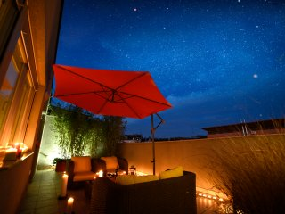 Amazing Penthouse/Huge Roof Terrace/Free Parking - Zagreb vacation rentals