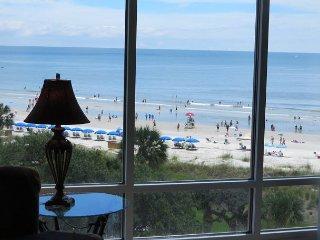 1508 Villamare-5th Floor Awesome Oceanview - Hilton Head vacation rentals
