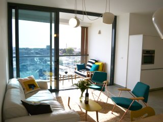 Beautiful Design Apt Sea View - Pkg included - Jaffa vacation rentals