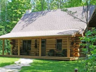 Egg Harbor Log Cabin, Door County - Egg Harbor vacation rentals