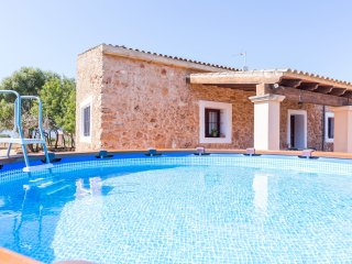 Charming House with Internet Access and Balcony - S'Alqueria Blanca vacation rentals