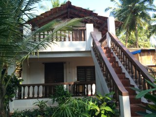 AC Premium room in beach huts on Agonda Room 8 - Agonda vacation rentals