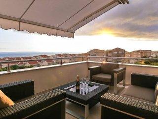 Adriatic, luxury penthouse up to 4 people - Novalja vacation rentals